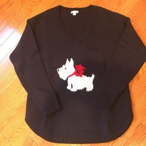 Adorable holiday sweater- barely worn